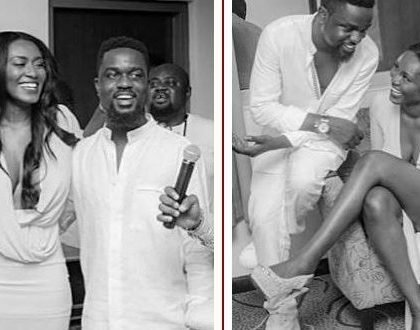 #10yearchallenge: Tracy Sarkcess Joins The Train, Shares Passionate Video To Chronicle Her Love Journey With Sarkodie