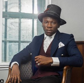 55-Year-Old Man Wants To Meet Stonebwoy With Gold Masterpiece