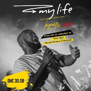Trigmatic To Honour JA Adofo, Aka Blay, Hugh Masekela at 'My Life Concert'