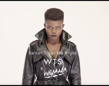 Wiyaala Drops New Tune 'Better Treat Me Right'(VIDEO)