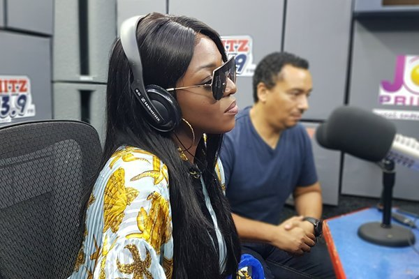 The Only Man I'll Ever Show Off Is My Husband - Yvonne Okoro