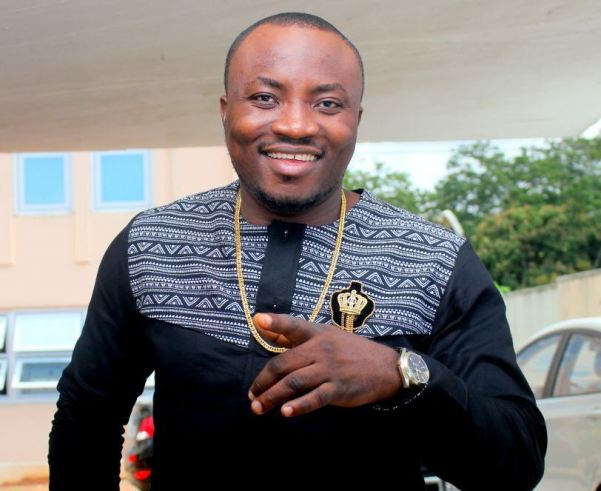 DKB Warns His Fellow Comedian, Augustin Dennis