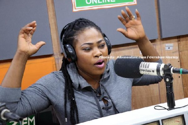 I'm Not Disturbed About Menzgold Saga - Joyce Blessing