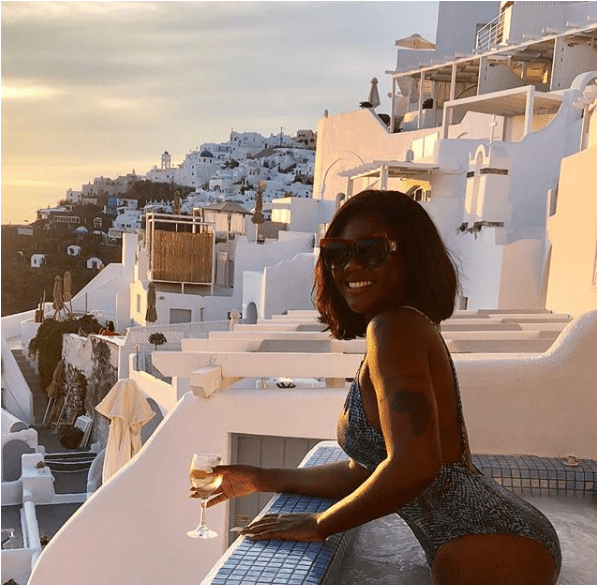 My Trip To Greece Was Not Sponsored By Any Man – Salma Mumin