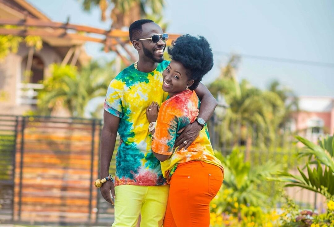 We Exchanged Phones For A Week – Annica On Transparency With Husband Okyeame Kwame