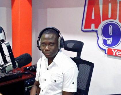 Radio Presenter Questions Catherine Afeku's Commitment To The Creative Arts