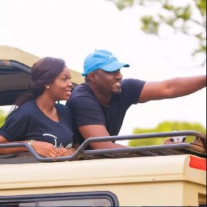 Mrs Dumelo Eulogizes Husband John Dumelo On His Birthday(Touching Message)