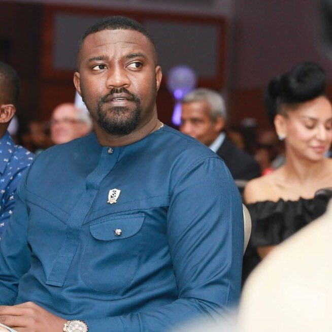 I'm Disappointed In Nana Ama's Comments – John Dumelo