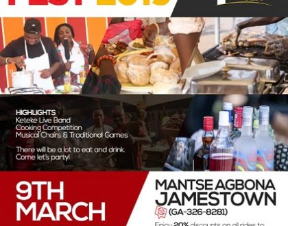 Kenkey Fest 2019 Set For March 9 At Mantse Agbonaa