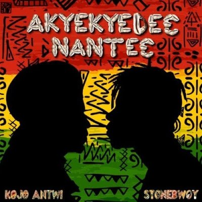 Kojo Antwi And Stonebwoy Drop New Highlife Tune Titled, 'Akyekyedeɛ Nanteɛ'(LISTEN)
