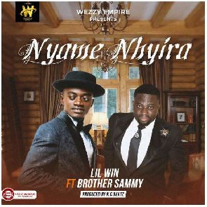 NEW MUSIC: Lil Win Ft Brother Sammy – Nyame Nhyira (Prod by KC Beatz)