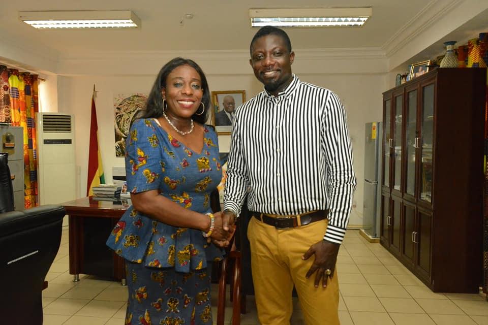 Akuffo Addo Hasn't Forsaken Kumasi Entertainment Industry – Creative Arts Minister