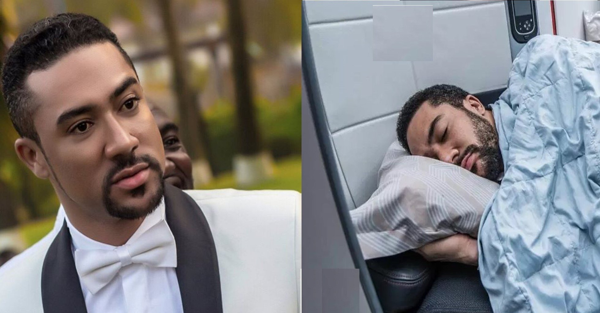 Majid Michel reportedly flies out of the country to undergo Throat Surgery