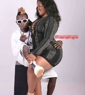Patapaa Has Promised To Marry Me This Year – Queen Peezy