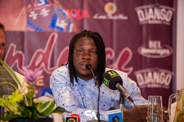 I Don't Fake Beefs To Create Attention Like Others Do – Stonebwoy