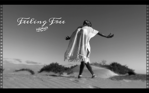 Wiyaala Directs Her Own Video 'Feeling Free'