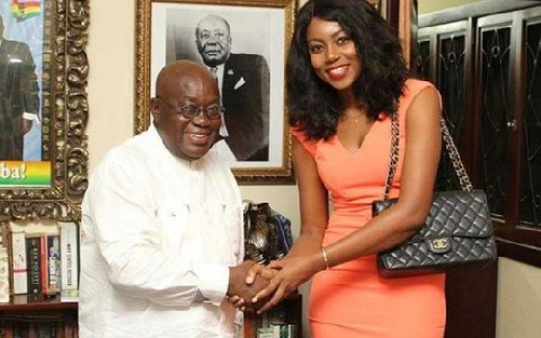 Ghanaians Need To Excercise Patience With Nana Addo– Yvonne Nelson