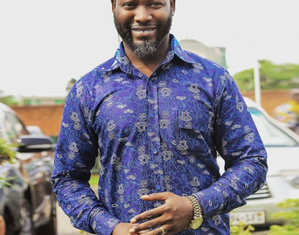 I Was Invited To Meet The Hollywood Stars During Their Visit- Adjetey Anang