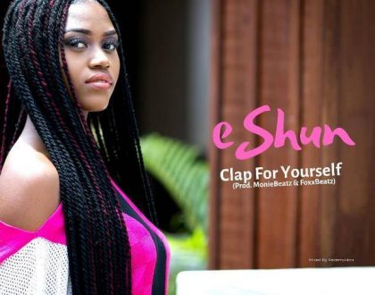 eShun Releases Visuals To Single, 'Clap For Yourself'