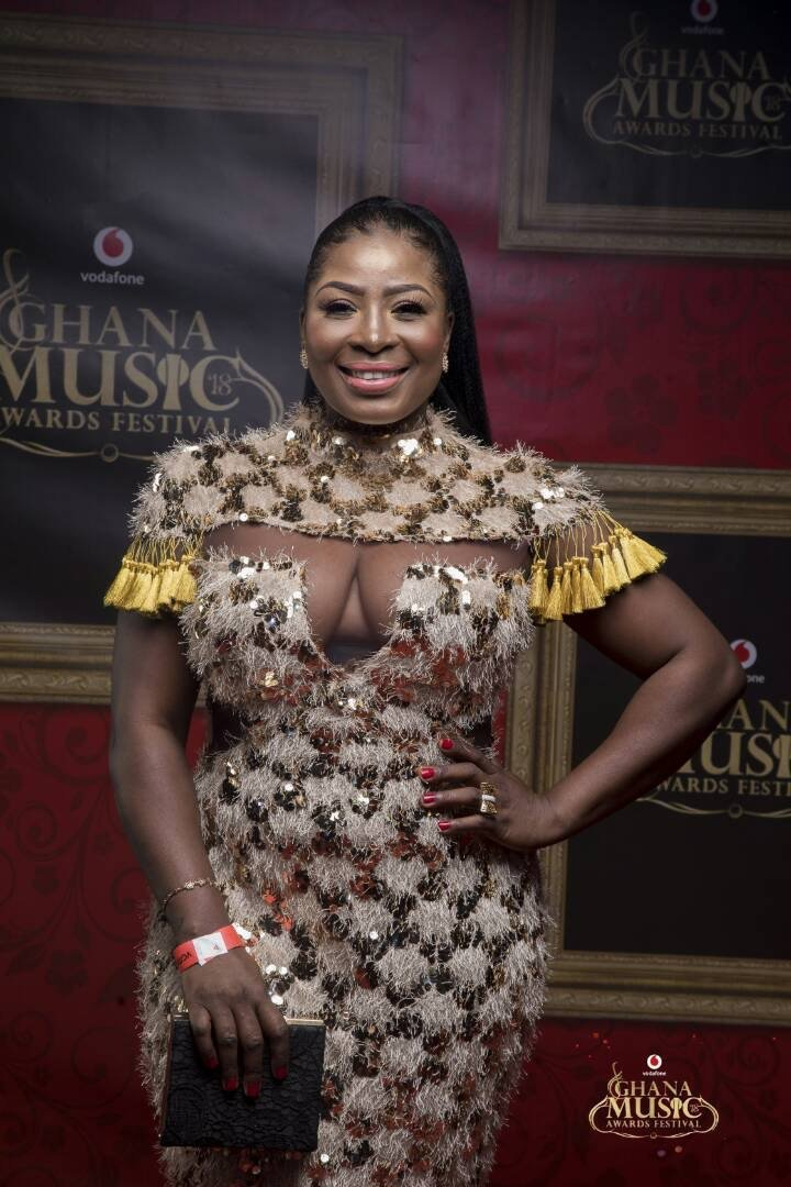 Gloria Sarfo Descends On Fan For Comparing Her To Sandra Ankobiah