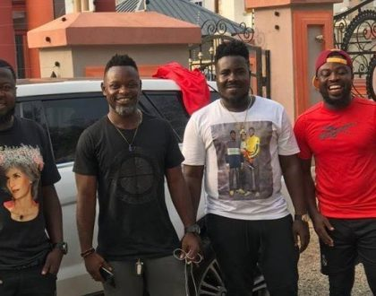Guru Reunites With Former Manager Ray Moni