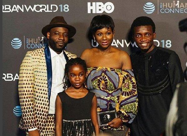 Don't Lose Hope In Ghanaian Movie Industry - Kobina Sam