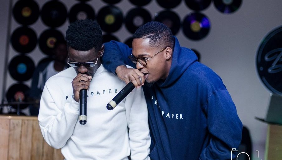 Ko-Jo Cue And Shaker Perform At Lauryn Hill And Nas Concert In SA