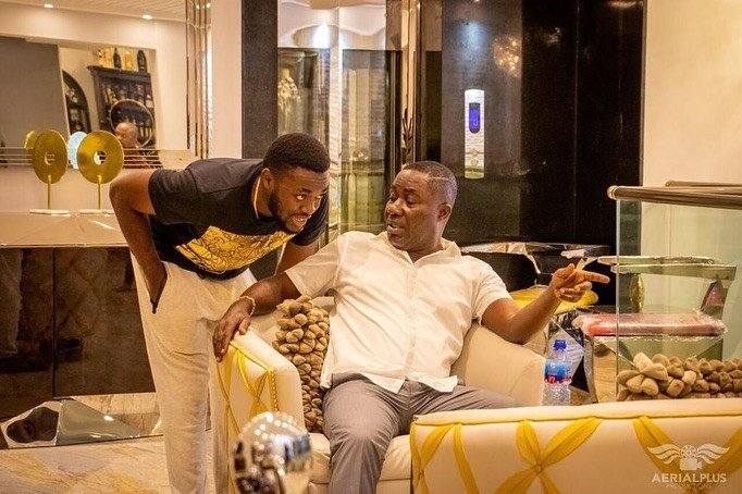 Breathtaking Photos Of Kwame Despite's Renovated Mansion