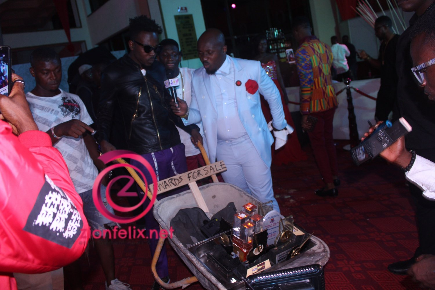 I Have Sold Three Of My VGMAs Awards For Charity – Kwaw Kese