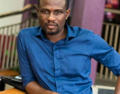 Joyce Dzidzor Is Not Intelligent - Okraku Mantey