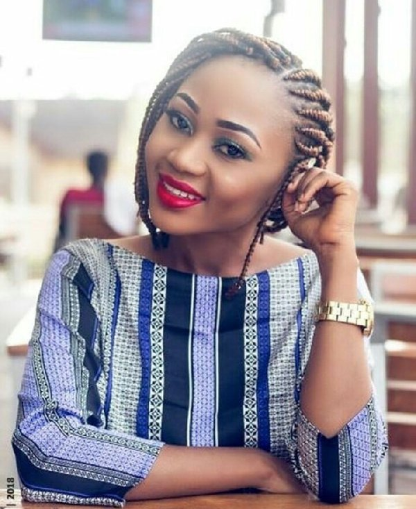 Nana Ama McBrown Told Me That I'm Not Good For Her Brand – Rosemond Brown