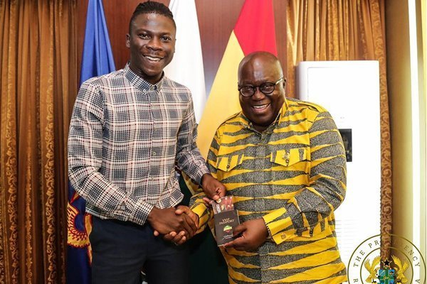 Why Is Akufo-Addo Silent On Menzgold? – Stonebwoy