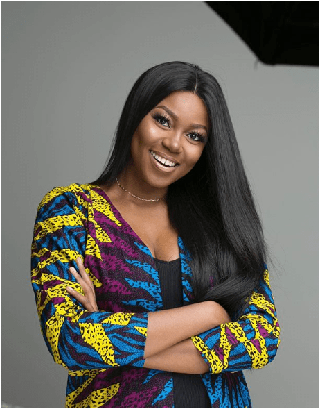 Corporate Ghana Is Stingy - Yvonne Nelson