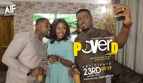 New Movie: AIF Productions To Premiere 'P' Over 'D' On March 23