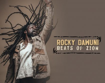 "Rocky Dawuni Launches New Album ""Beats of Zion"""
