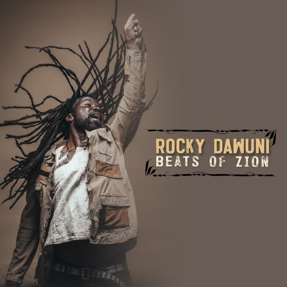 "Rocky Dawuni Launches New Album ""Beats of Zion"""