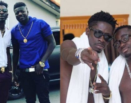 Shatta Wale Sacks Stone, Bone, Blade, Pope Skinny From His Camp