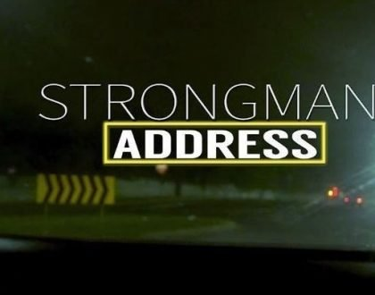 Strongman Drops Official Music Video For 'Address'
