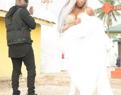 Victoria Kimani Feat Sarkodie – Wash It(AUDIO + VIDEO)