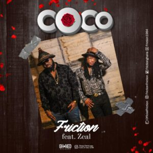 "Friction And Zeal Unite On New Single ""Coco"", Check Out Artwork"