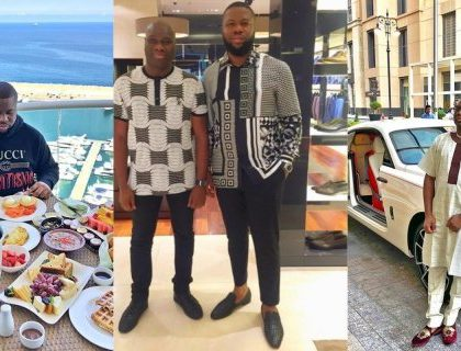 Hushpuppi is the next to be arrested over scam after Mompha.