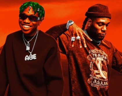 Burna Boy and Zlatan, set to release another banger titled 'Gbeku'