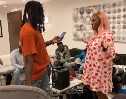 DJ Cuppy set to drop A collaboration with Stonebwoy