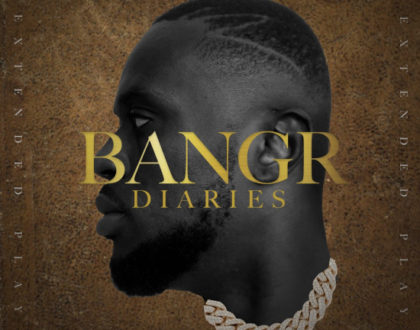 "Mobeatz BangR out with new EP ""BangR Diaries"""