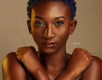 Meet Ghanaian Model DelaLiagor Sharing BreathTaking Photos on Instagram