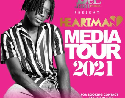 HeartMan announces Media Tour