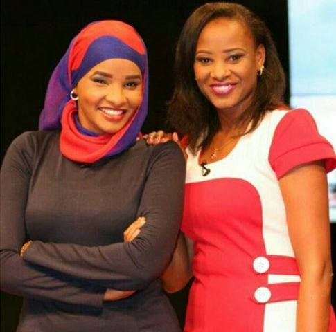 Image result for sexy Kanze Dena and Lulu Hassan