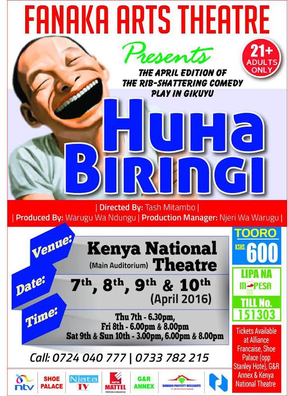 Kikuyu Comedy Giants Are Back With Another One Huha Biringi