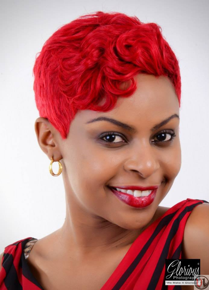 Gospel Singer Size 8s Aka Mama Wambo Changes Her Hairstyle After