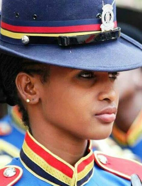 Image result for curvey police woman kenya